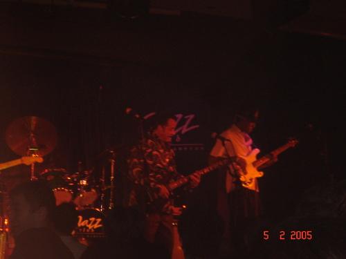 Jimmy Johnson - Jazzclub du meriden Pte Maillot