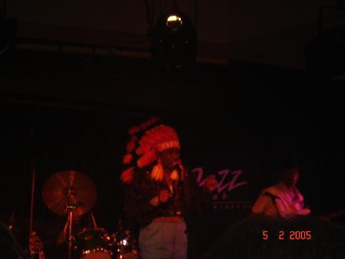 Eddy Clearwater - Jazzclub du Meridien Pte Maillot